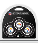 Team Golf Pittsburgh Steelers NFL Golf Chips - 3 Pack