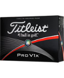Titleist Pro V1x Golf Balls - 12 Pack
