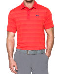 Under Armour coldblack Chip In Stripe Polo