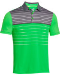 Under Armour coldblack Hammer Stripe Polo