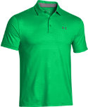 Under Armour Playoff Rattled Embossed Polo