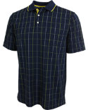 Walter Hagen Fairway Windowpane Polo