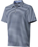 Walter Hagen Eleven Pencil Stripe Polo