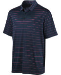 Walter Hagen Velocity Heather Pop Stripe Polo