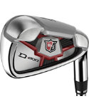 Wilson Staff D200 Irons - Steel