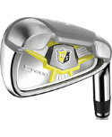 Wilson Staff Women's D200 Irons - Graphite