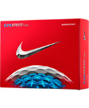 Nike RZN Speed Red Personalized Golf Balls - 12 Pack