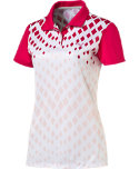 PUMA Women's Diamond Graphic Polo