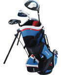 Top Flite Junior Complete Set (Ages 2-5) - Black/Blue