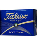 Titleist NXT Tour Golf Balls - 12 Pack
