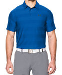 Under Armour Playoff Tonal Stripe Polo
