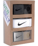 Nike Tech Essentials Belt - 3 Pack