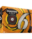 Bridgestone e6 Straight Distance Golf Balls - 12 Pack