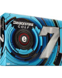 Bridgestone e7 Pure Distance Golf Balls - 12 Pack