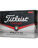 Titleist Prior Generation Pro V1x High Numbers Golf Balls - 12 pack