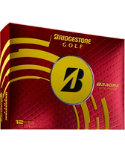 Bridgestone Tour B330-RX Optic Yellow Golf Balls - 12 Pack