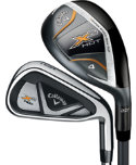 Callaway X2 Hot Hybrid/Irons - Graphite