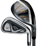 Callaway X2 Hot Senior Hybrid/Irons - Graphite