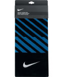 Nike Face/Club Jacquard Towel - Black/Military Blue