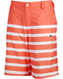 PUMA Kids' New Wave Stripe Shorts