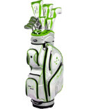 Tour Edge Women's Lady Edge Complete Set - Lime