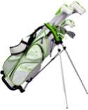 Tour Edge Women's Lady Edge Starter Complete Set - Lime