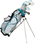 Tour Edge Women's Lady Edge Starter Complete Set - Teal