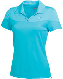 PUMA Women's Colorblock V-Neck Polo