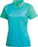 PUMA Women's Motion Print Polo