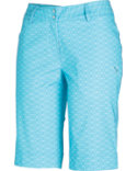 PUMA Women's Patterned Bermuda Shorts