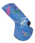 Winning Edge Grateful Dead Putter Cover with Magnetic Closure