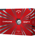 Callaway Chrome Soft Personalized Golf Balls - 12 Pack