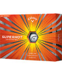 Callaway Super Hot Personalized Golf Balls - 12 Pack