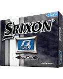 Srixon Q-Star Personalized Golf Balls - 12 Pack