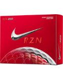 Nike RZN Red Personalized Golf Balls - 12 Pack