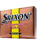 Srixon TriSpeed Tour Yellow Golf Balls (2011) - 12 Pack