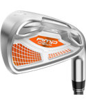 Cobra AMP CELL Orange Irons - Graphite