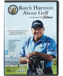 Butch Harmon: About Golf DVD