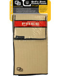 Club Glove USA Microfiber Caddy Towel - Oatmeal