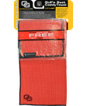 Club Glove USA Tandem Towel - Red