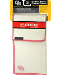 Club Glove USA Tandem Towel - White/Pink