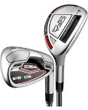 Adams Golf Idea a12 OS Irons - Graphite