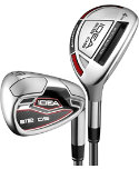 Adams Golf Idea a12 OS Irons - Graphite/Steel