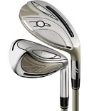 Adams Golf Women's Idea Irons - Graphite