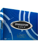Bridgestone Women's Lady Precept Golf Balls - 12 Pack
