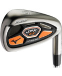 Mizuno JPX-EZ Forged Irons - Steel
