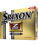 Srixon Z-STAR Golf Balls (ZSTAR 3) - 12 Pack