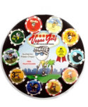 Vegas Golf Group Poker Game - 10 Chip Set