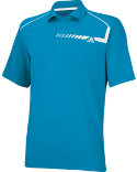 adidas ClimaChill Chest Print Polo