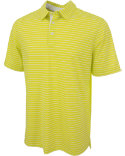 Ashworth Performance 2-Color Stripe Polo
